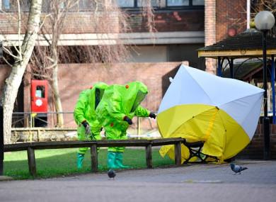 Chuyên gia Anh không thể chứng minh chất độc điệp viên Skripal phơi nhiễm có nguồn gốc từ Nga