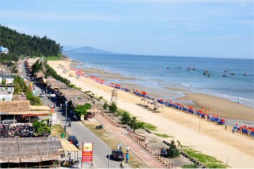 Tiềm năng phát triển du lịch biển Hà Tĩnh