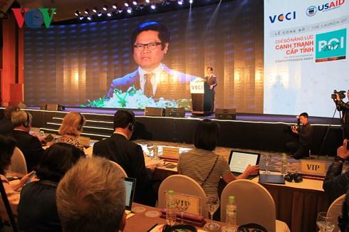 Lần đầu tiên Quảng Ninh dẫn đầu bảng xếp hạng PCI