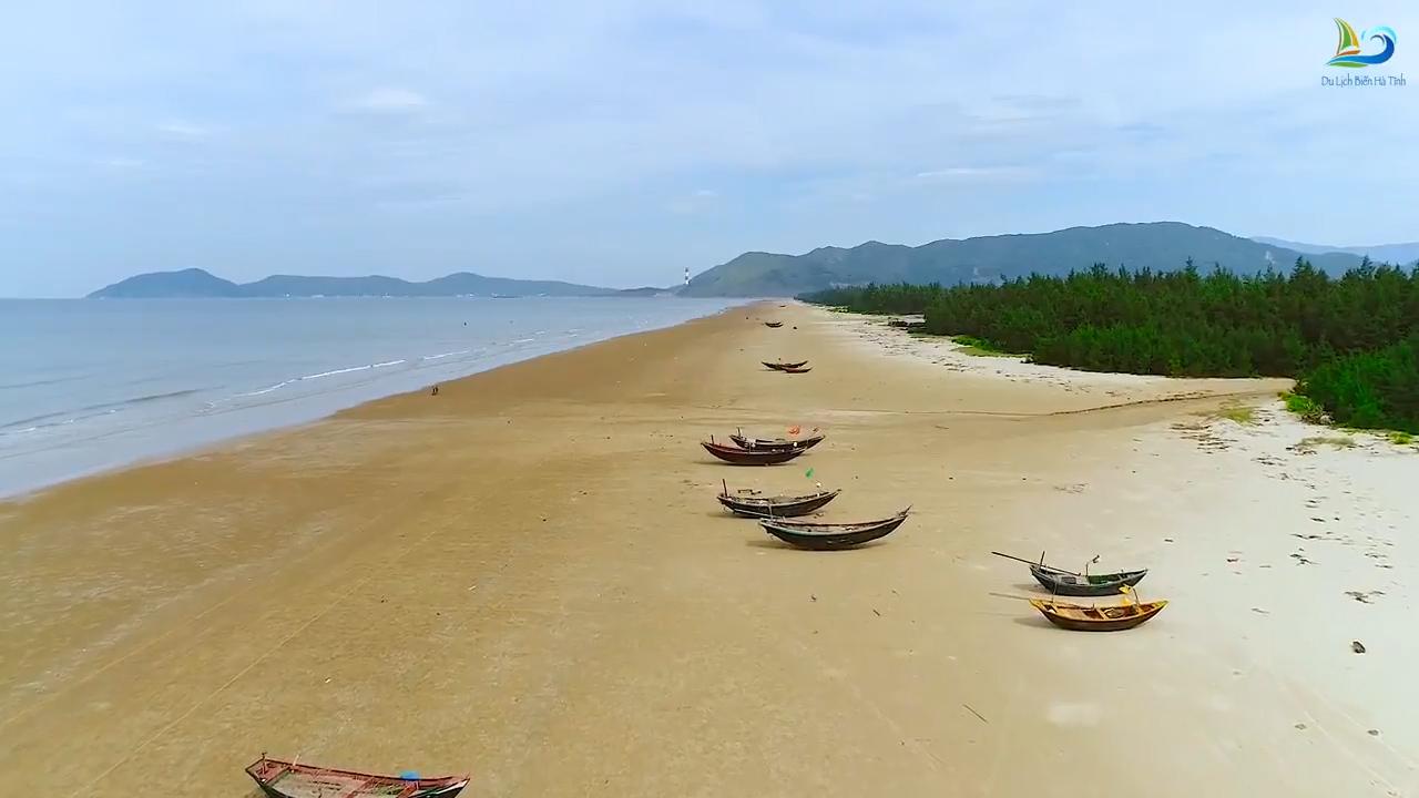 Biển Kỳ Ninh - Hứa hẹn nhiều tiềm năng