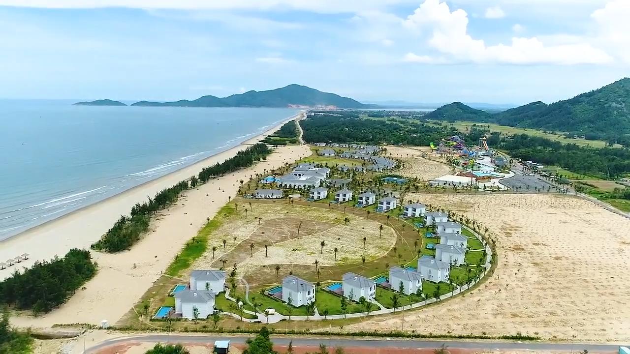 Biển Lộc Hà - Đánh thức tiềm năng