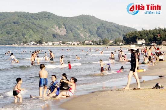 Từ ngày 20 - 30/4, Hà Tĩnh đồng loạt khai trương du lịch biển