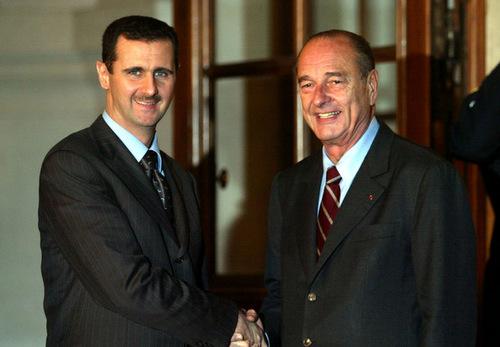 Syria bất ngờ trả huân chương Bắc đẩu Bội tinh cho Pháp