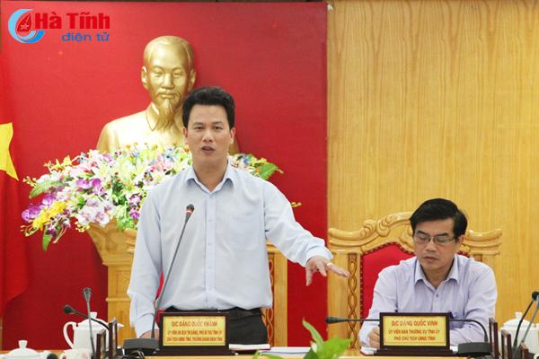 Nhiều chỉ tiêu kinh tế - xã hội Hà Tĩnh tăng trưởng ấn tượng