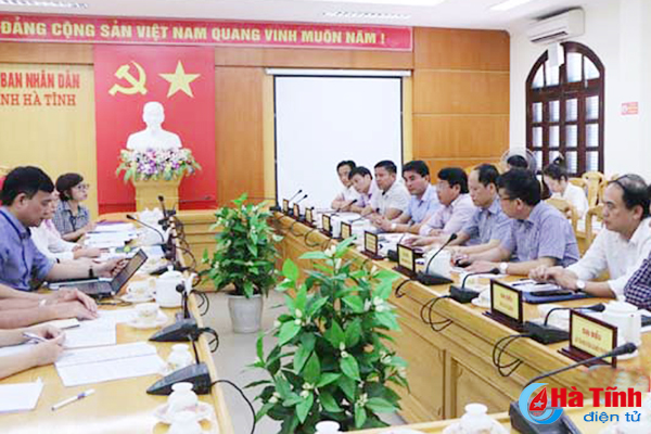 ADB đồng hành, tạo điều kiện để Hà Tĩnh thực hiện dự án đảm bảo tiến độ
