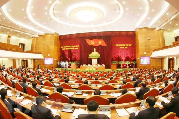 Hội nghị TW7 tập trung xem xét, quyết định ba đề án quan trọng