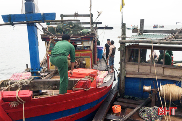 Thành lập Văn phòng đại diện thanh tra, kiểm soát nghề cá Hà Tĩnh