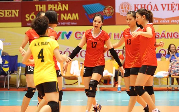 Hà Tĩnh đăng cai Giải Bóng chuyền nữ quốc tế VTV Cup 2018