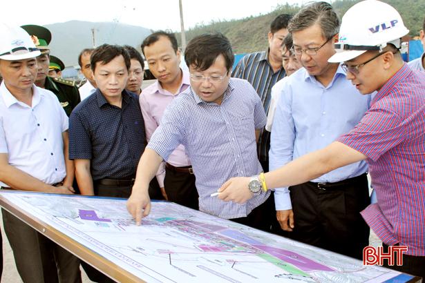 Tạo điều kiện để Lào khai thác có hiệu quả cảng Vũng Áng