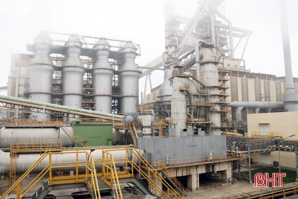 Bộ TN&MT: Lò cao số 2 - Formosa Hà Tĩnh đủ điều kiện vận hành thử nghiệm