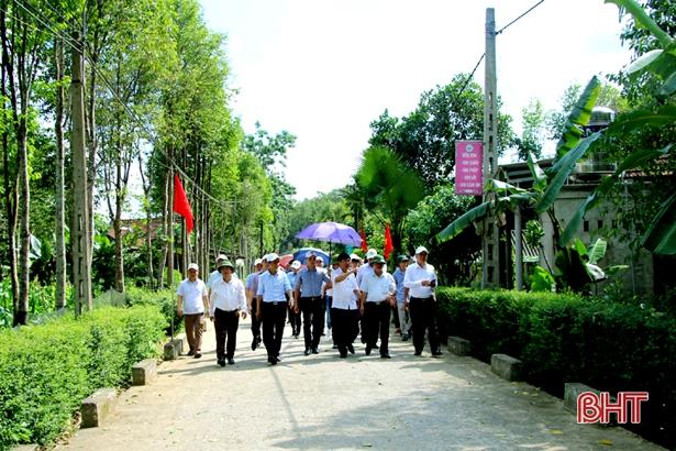Thực hiện Nghị quyết 26: Hương Trà mở đường xây dựng nông thôn mới