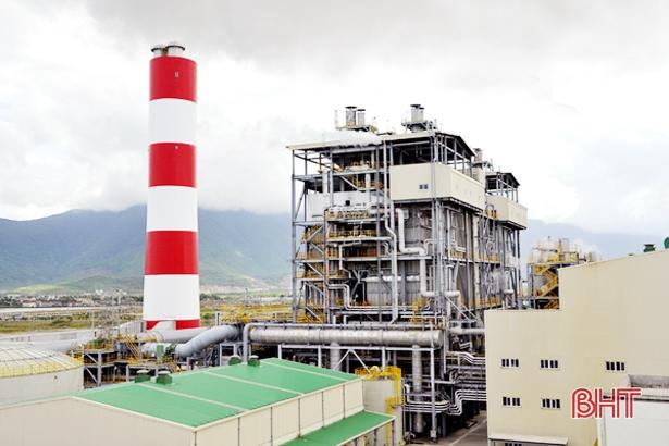 Tổng cục Môi trường thông tin việc sử dụng tro bay Nhà máy Nhiệt điện Formosa Hà Tĩnh làm nguyên liệu sản xuất xi măng
