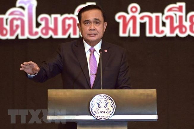 Thái Lan khẳng định không tổ chức tổng tuyển cử trước năm 2019