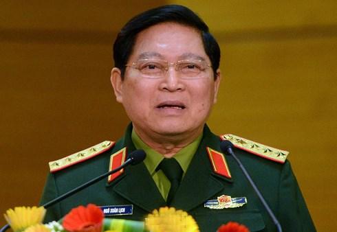Bộ trưởng Bộ Quốc phòng sẽ tham dự Đối thoại Shangri-La 17 tại Singapore