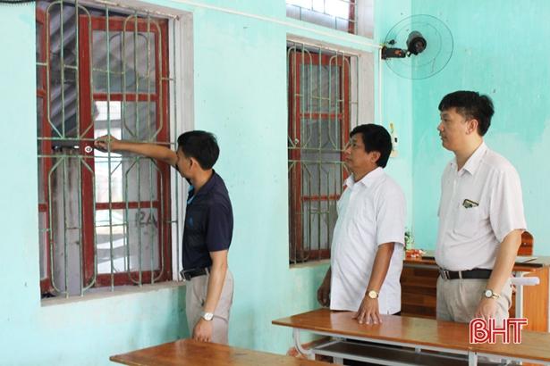 Hà Tĩnh chuẩn bị hơn 600 phòng thi vào lớp 10 THPT