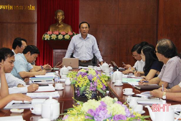 Kháo sát, đánh giá thực trạng di tích lịch sử tại Nghi Xuân, Can Lộc