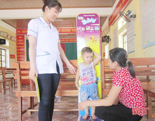 Ngăn chặn suy dinh dưỡng trẻ em bằng vi chất dinh dưỡng