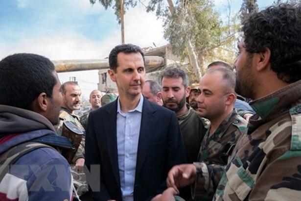 Tổng thống Syria Assad công bố kế hoạch giải phóng hoàn toàn đất nước