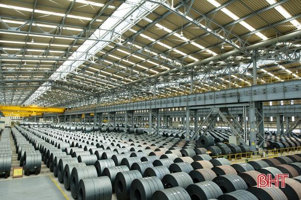 Mỹ áp thuế chống bán phá giá thép: Formosa Hà Tĩnh không ảnh hưởng