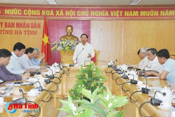 Thống nhất cấu trúc chương trình nghệ thuật tại Lễ kỷ niệm 50 năm chiến thắng Đồng Lộc