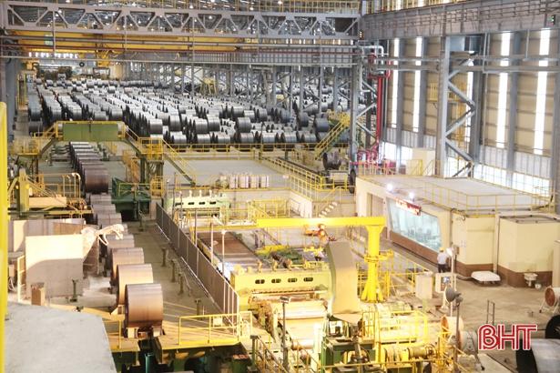 5 tháng, Hà Tĩnh đạt kim ngạch xuất khẩu trên 306 triệu USD