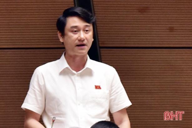 Đoàn ĐBQH Hà Tĩnh góp ý Luật Phòng, chống tham nhũng sửa đổi