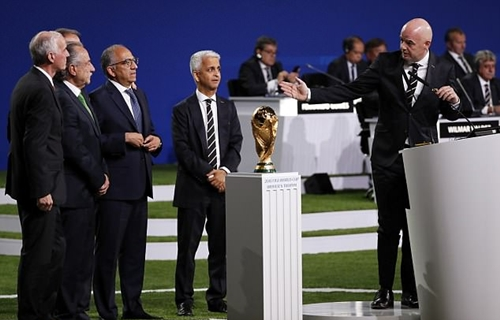 Thế giới ngày qua: Ba nước Bắc Mỹ giành quyền đăng cai World Cup 2026