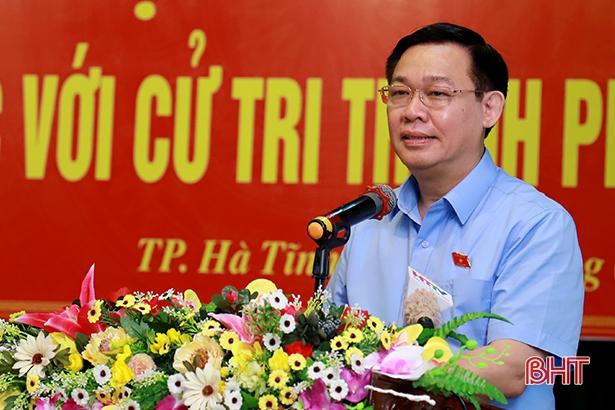 Phó Thủ tướng Vương Đình Huệ: Không để phần tử xấu kích động, lôi kéo chống phá nhà nước