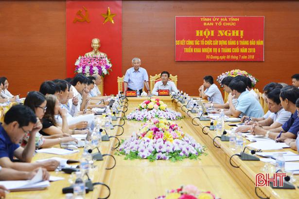 Sau kiện toàn, Hà Tĩnh giảm hơn 24 nghìn cán bộ thôn, tổ dân phố