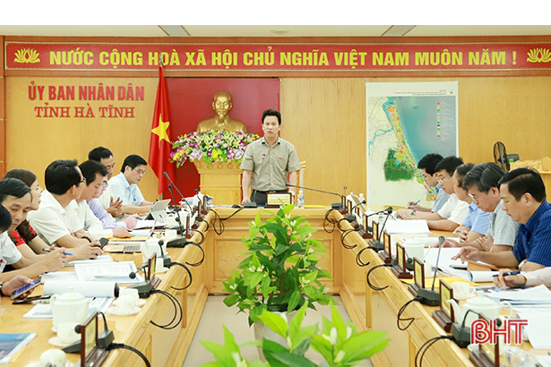 Vùng ven biển Nghi Xuân - Lộc Hà sẽ thành khu vực du lịch, đô thị, thương mại