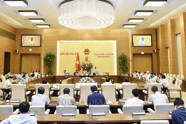 Ủy ban Thường vụ Quốc hội thông qua Đề án thành lập thị trấn Đồng Lộc
