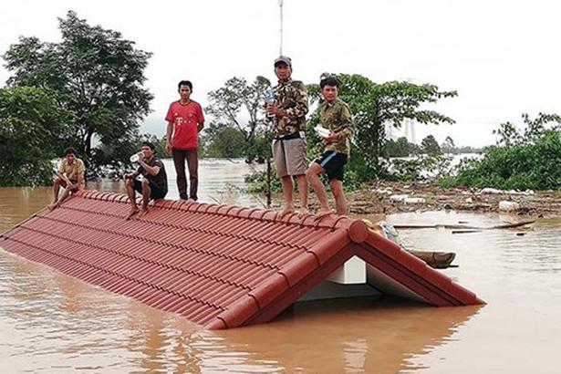 Kịch bản sơ bộ sự ảnh hưởng do vỡ đập thủy điện tại Lào tới Việt Nam