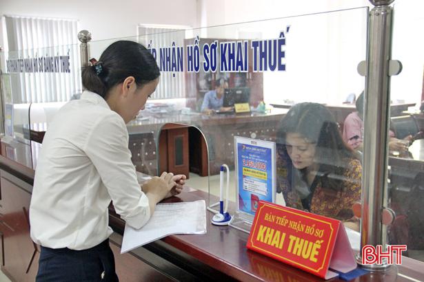 """Doanh nghiệp nợ hơn 89 tỷ, ngành thuế TP Hà Tĩnh """"đau đầu"""" đi đòi!v"""