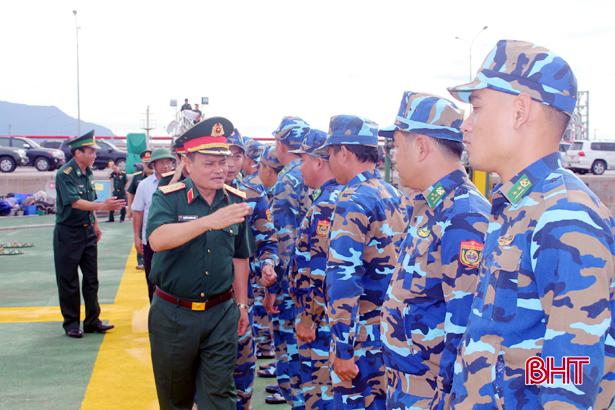 Phối hợp, hiệp đồng chặt chẽ giữa các lực lượng, xử lý các tình huống xảy ra