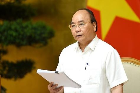 """Thủ tướng Nguyễn Xuân Phúc: """"Không tái cơ cấu sẽ tụt hậu"""""""