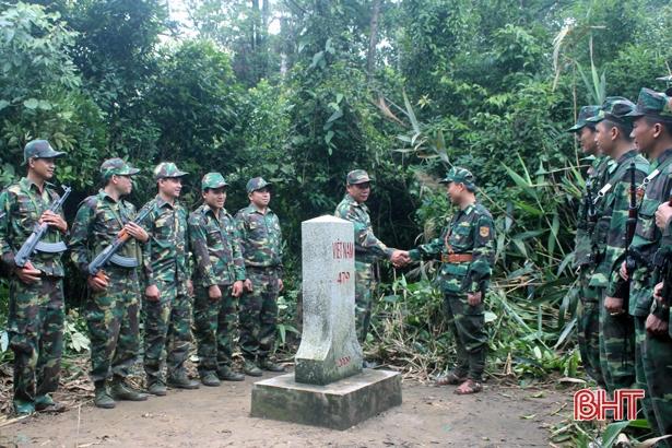 Pháp lệnh Bộ đội Biên phòng tạo thế và lực bảo vệ chủ quyền lãnh thổ