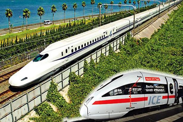 Đường sắt cao tốc Bắc - Nam chủ yếu đi trên cao và hầm