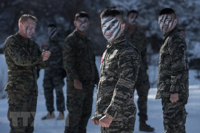 Hàn Quốc và Mỹ bắt đầu đàm phán về chia sẻ chi phí quân sự