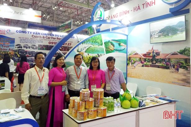 Hà Tĩnh tham gia quảng bá tại Hội chợ Du lịch Quốc tế