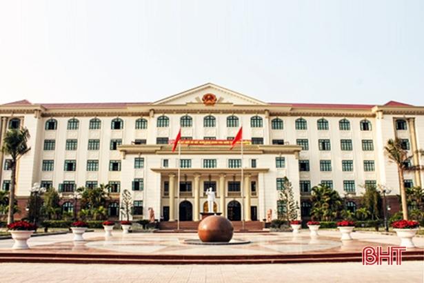 Đề xuất thí điểm hợp nhất Văn phòng Đoàn ĐBQH, HĐND, UBND tỉnh Hà Tĩnh