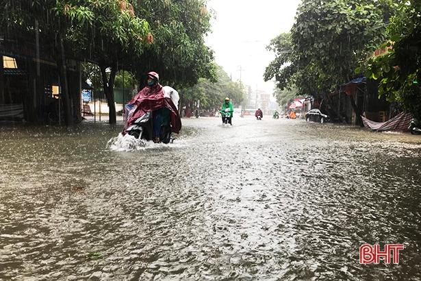Dự báo thời tiết Hà Tĩnh ngày 28/9: Mưa vừa, có nơi mưa to