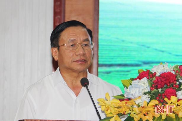 Lan tỏa thành công của dự án phát triển nông nghiệp Hà Tĩnh