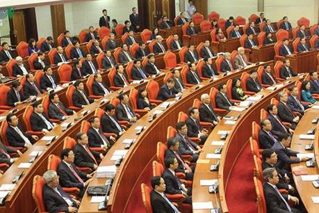 Hội nghị Trung ương 8: Tăng cường trách nhiệm nêu gương của cán bộ, đảng viên