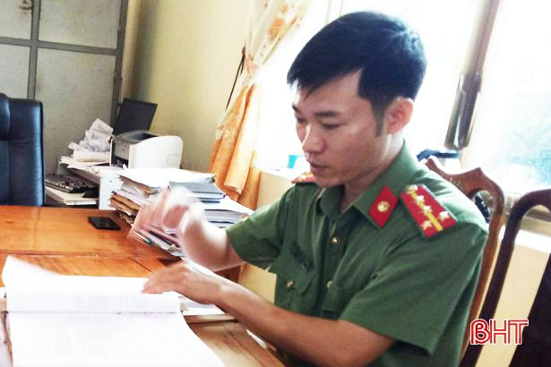 Học Bác, đội trưởng tham mưu hay, tổng hợp giỏi, nói và viết ngắn gọn