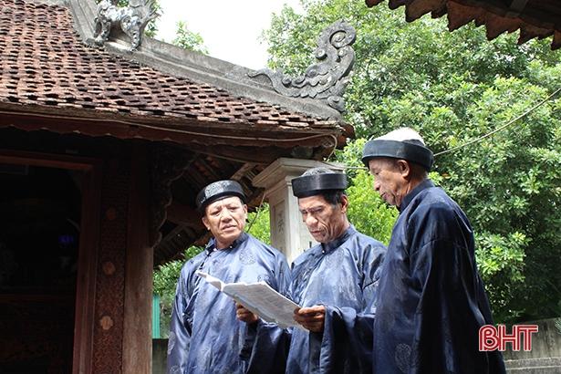 Dòng họ Nguyễn Huy ở Trường Lưu trong dòng chảy văn hoá dân tộc