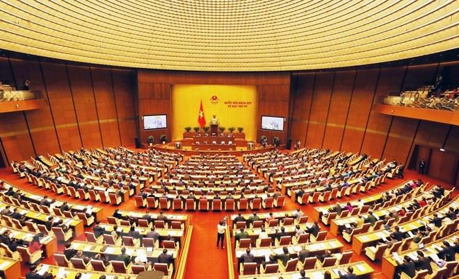 Hôm nay, Quốc hội khai mạc kỳ họp thứ 6, trình nhân sự bầu Chủ tịch nước