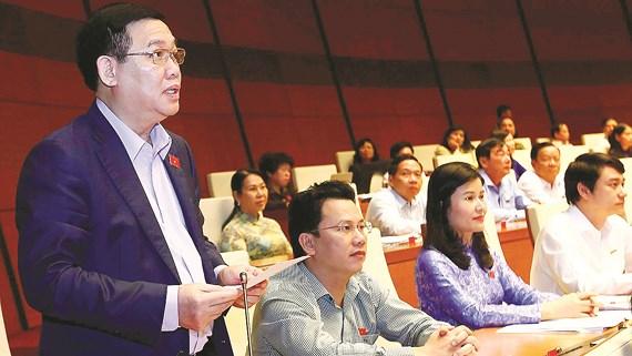 Phó Thủ tướng Vương Đình Huệ: Chính phủ chưa và sẽ không bao giờ chủ trương phá giá đồng tiền