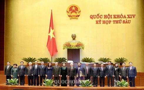 Tuần đầu, kỳ họp thứ 6 Quốc hội khóa XIV đạt nhiều kết quả quan trọng