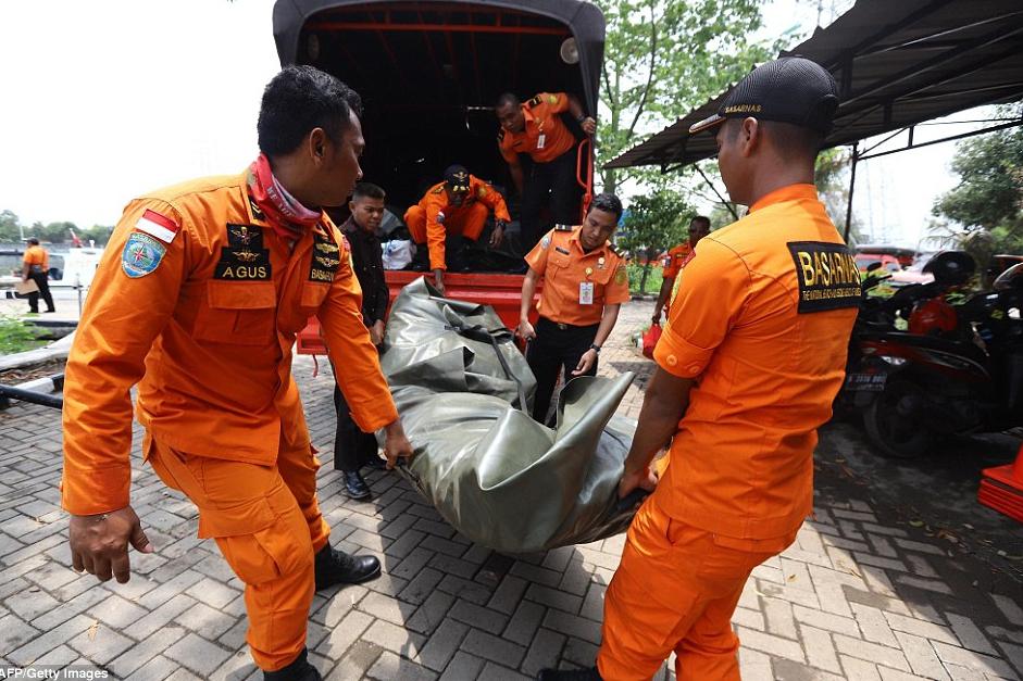 Indonesia xác nhận không còn ai sống sót trong vụ máy bay Lion Air rơi