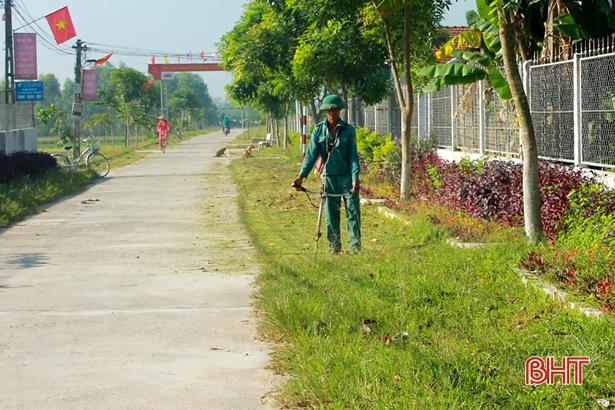Tập trung cho sản xuất, đẩy nhanh tiến độ xây dựng hạ tầng nông thôn mới
